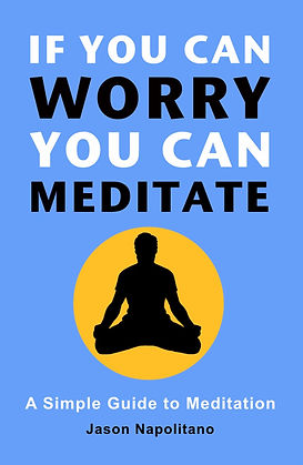 kindle-if you can worry you can meditate