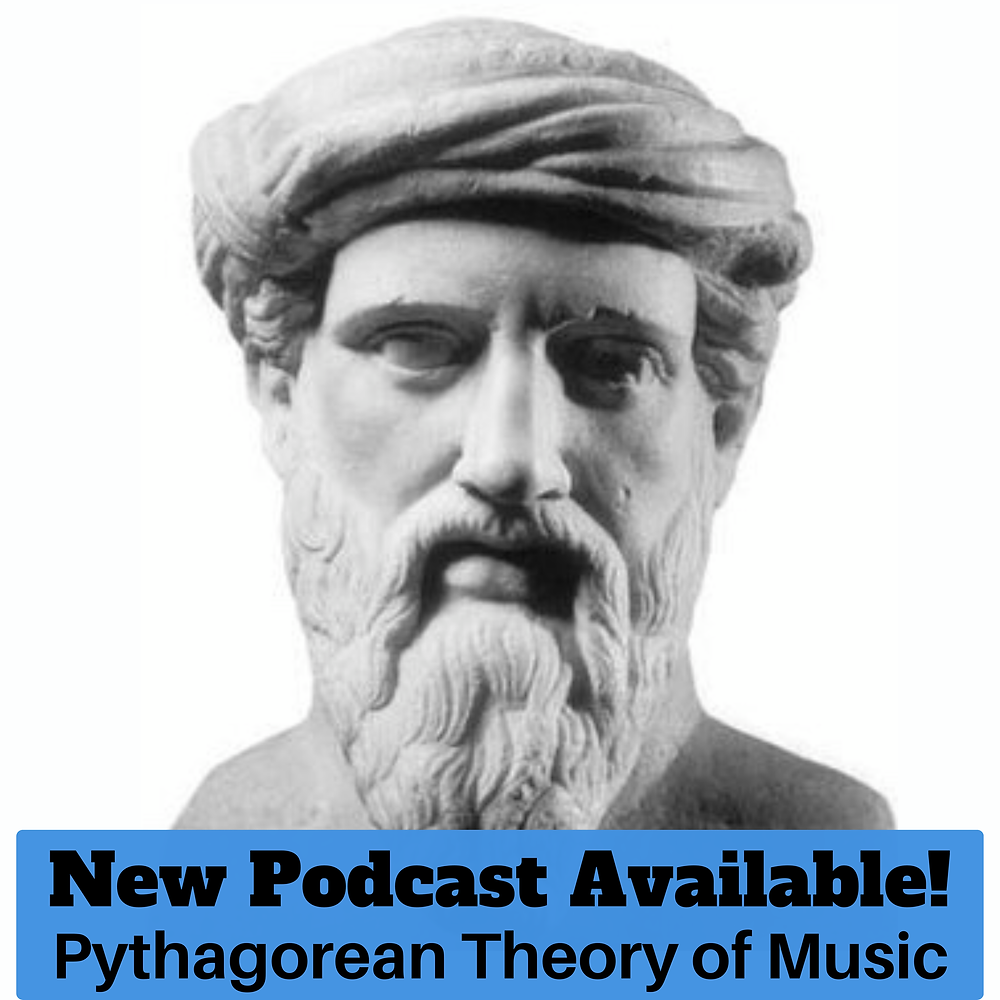New Pythagoras and Esoteric Music Podcast