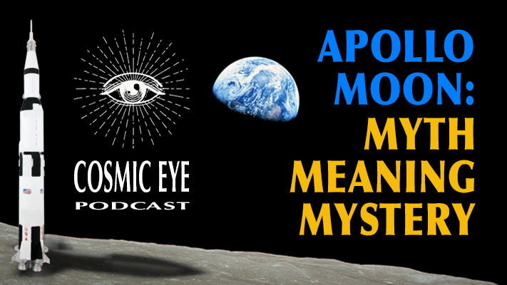 Apollo Space Program Anniversary Cosmic Eye Show