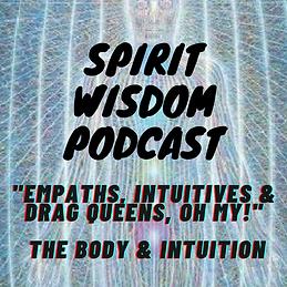 Cosmic Eye Spirit Wisdom Podcast