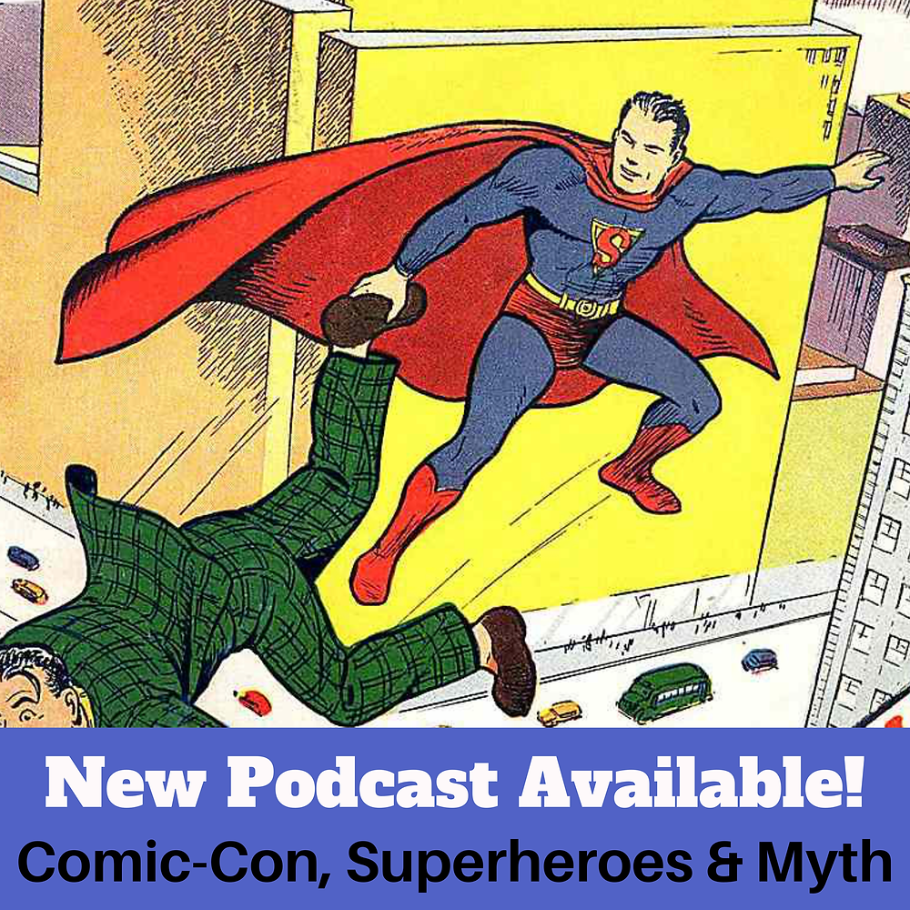 Superhero Podcast