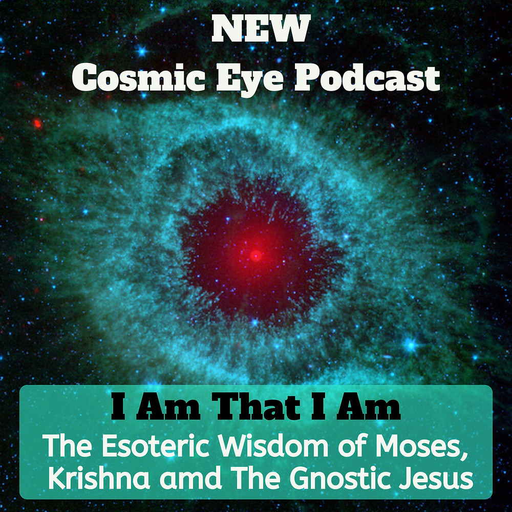 Cosmic Eye Podcast Space