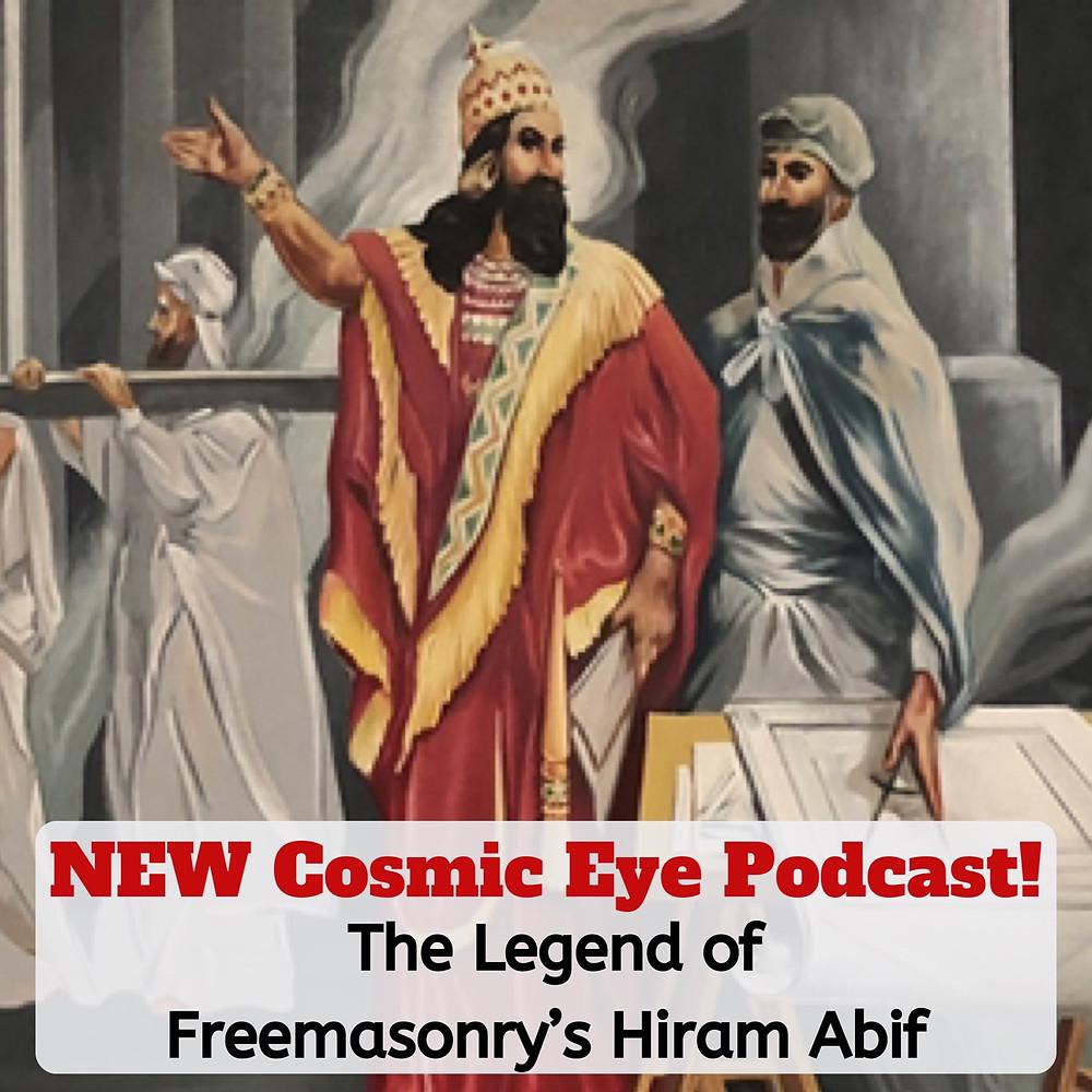 Hiram Abiff the Master Builder