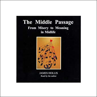 The Middle Passage From Misery to Meaning by James Hollis, Jungian Analyst