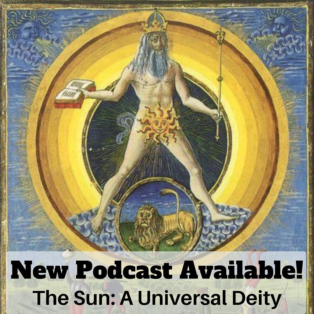 The Sun A Universal Deity Solar Symbolism