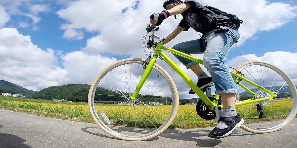 風を感じる高原サイクリングツアー