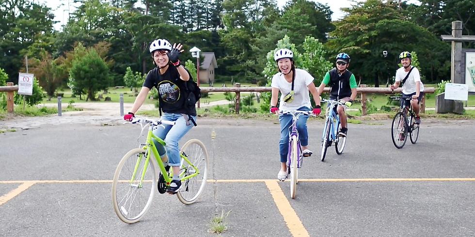 10/19限定特別価格*10:00~サイクリングツアー