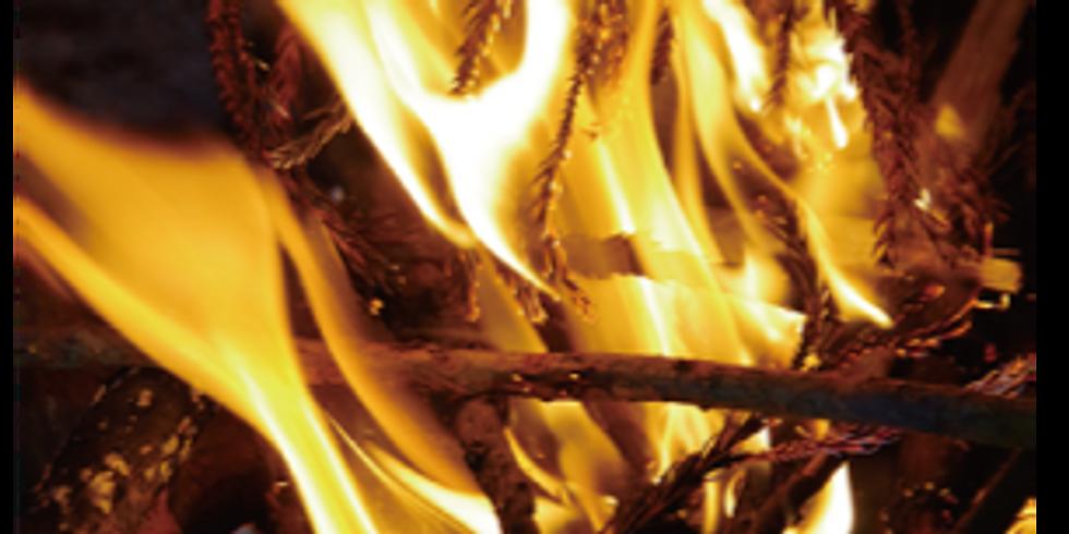 1泊2日 自分と向き合い炎を燃やせ! 目指せ焚火マスターキャンプ