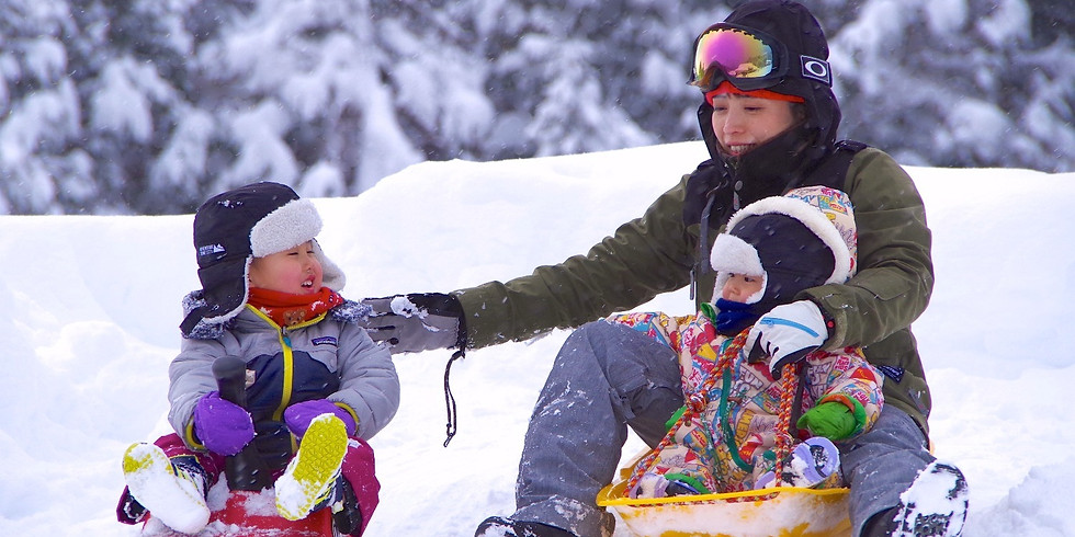 2018.2.4(日)ファミリーで雪遊び!わくわくDAYキャンプ