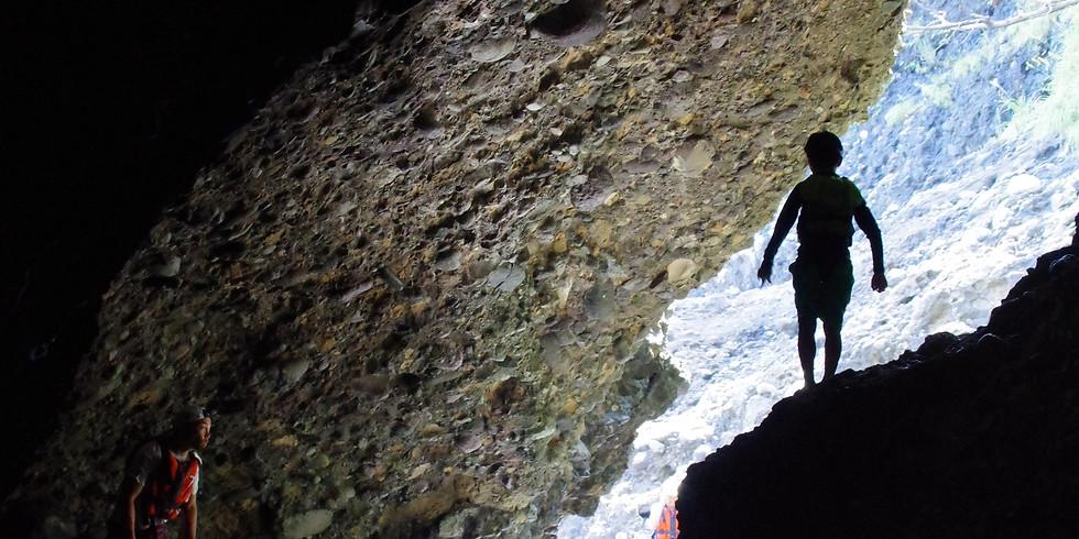 【3泊4日】7/31-8/3海の洞窟目指してGOGOキャンプ