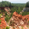 Providence Canyon State Park- Human Mistakes Can Still Be Beautiful.