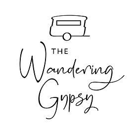 The Wandering Gypsy Caravan Logo SOCIAL.
