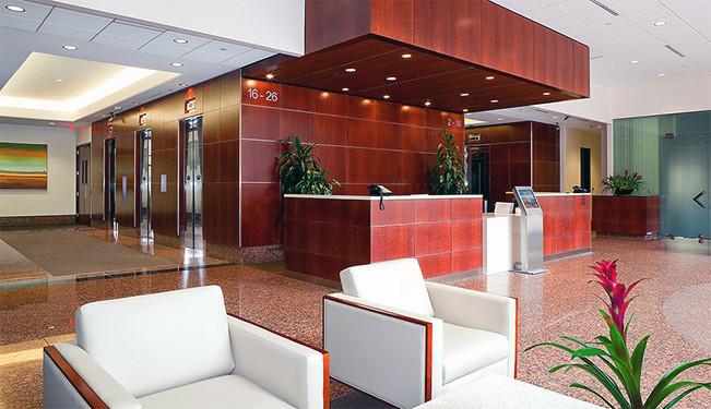 Phoenix Office Lobby