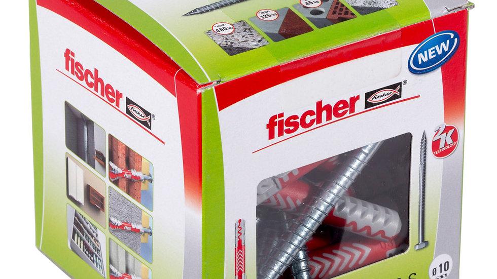 """Fischer S דיבל 80*10 מ""""מ מסדרת"""