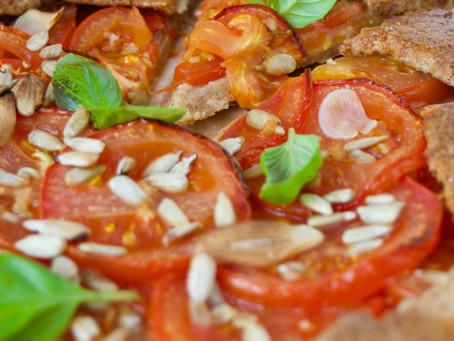 Tomatgalette