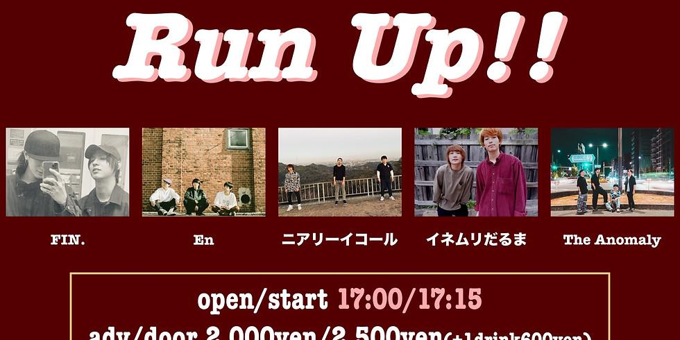 Run Up!!
