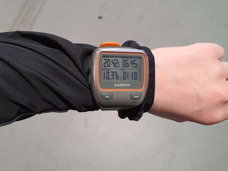 Mit løbeprogram uge 15