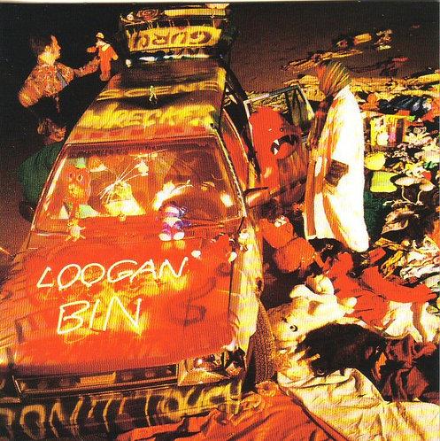 "Loogan Bin - ""Scene Wrecker"" CD"