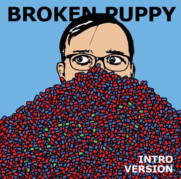 Broken Puppy - Intro Version (CD)