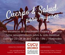 Cuerpo & Salud - CUCU MOMO