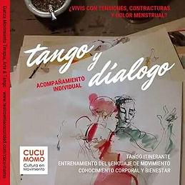 Tango y Diálogo