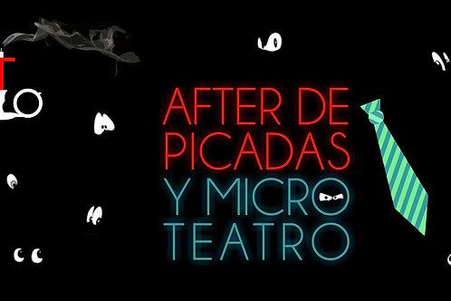 After de Picadas y Micro Teatro