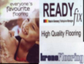 Laminate Flooring Krono Ready Fix