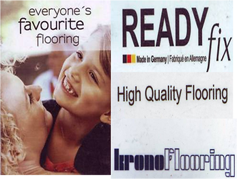 Laminate Flooring Krono Ready Fix