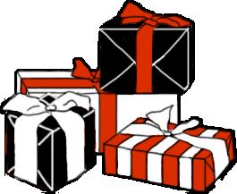 Pila de regalos