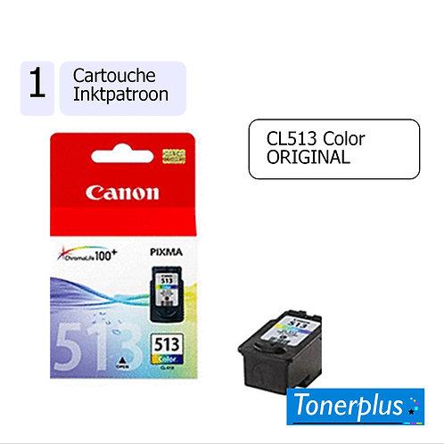 Cartouche d'encre Canon CL513 Color