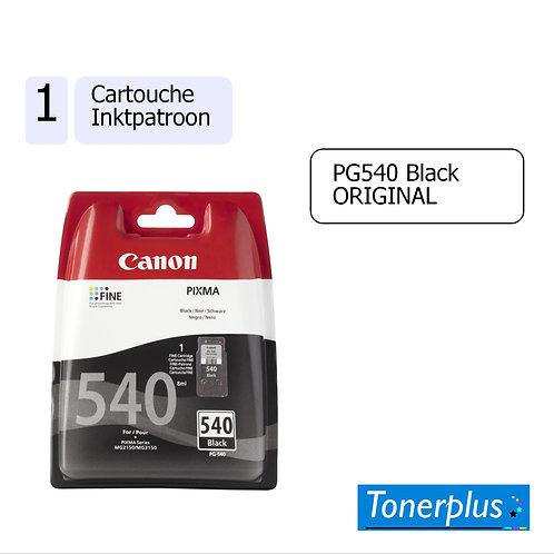 Cartouche d'encre Canon PG540 Black