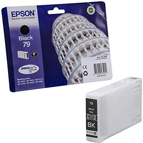 EPSON 79  NOIR ORIGINAL T7911