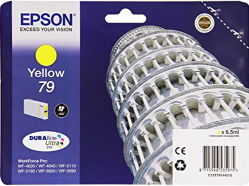EPSON 79  YELLOW ORIGINAL T7914