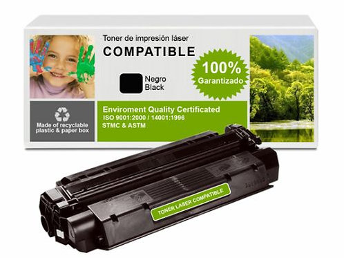 Toner laser compatible CE390x Noir