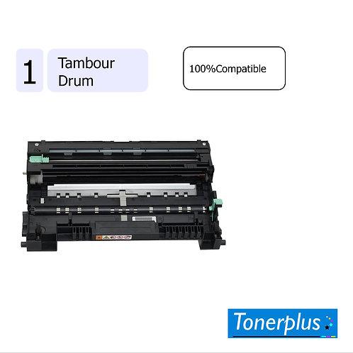 Tambour drum compatible DR320 CL Noir