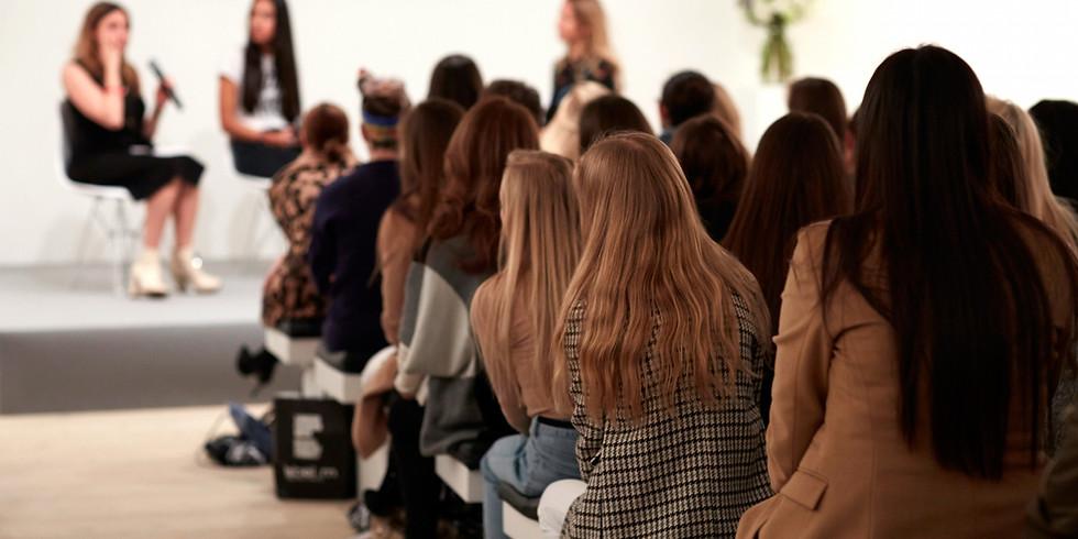 QV Asian Fashion Week-Fashion Talk
