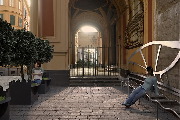 Progetto Di Arredo Urbano.Fondazione Pieta De Turchini Oggi Alle Ore 19