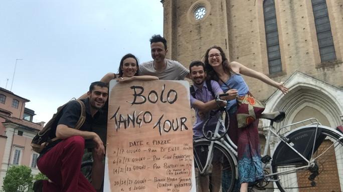 Bolo Tango Tour Giugno 2018