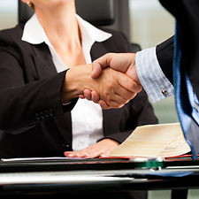 Agreeing on the price of a business for sale