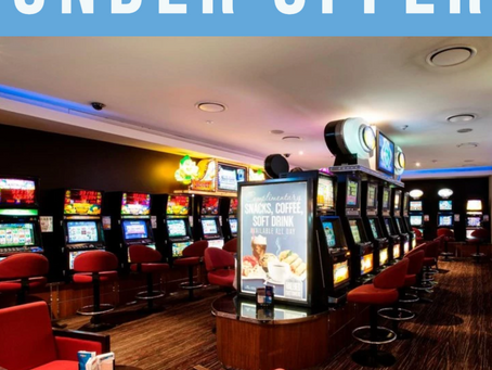 $1,200,000 GAMING HARDWARE REPAIRS FOR PUBS AND HOTELS FOR SALE