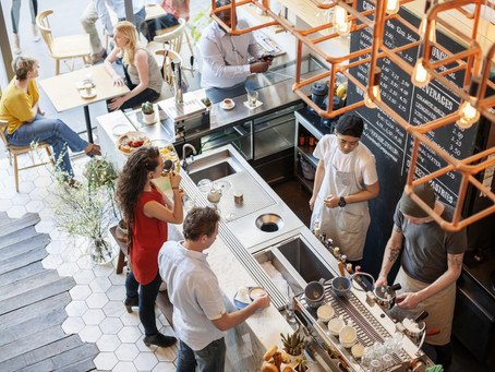 $380,000 LICENSED CAFE RESTAURANT | HIGH TURNOVER | NEW FIT-OUT