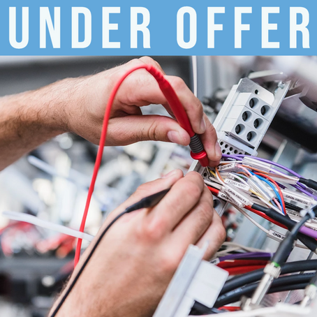 $1,200,000 ELECTRICAL SERVICING CONTRACTORS IN NICHE MARKET SECTOR