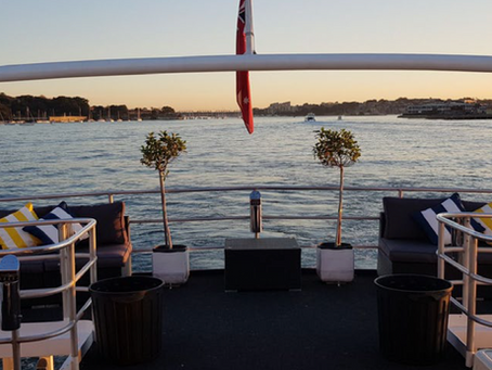 $1,600,000 SYDNEY'S BUSIEST BOAT ON THE HARBOUR
