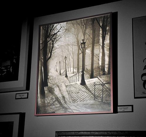 Brassai, Les Escaliers De Paris