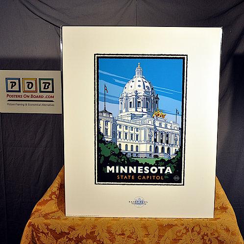 Mark Herman, Minnesota State Capitol, 16x20