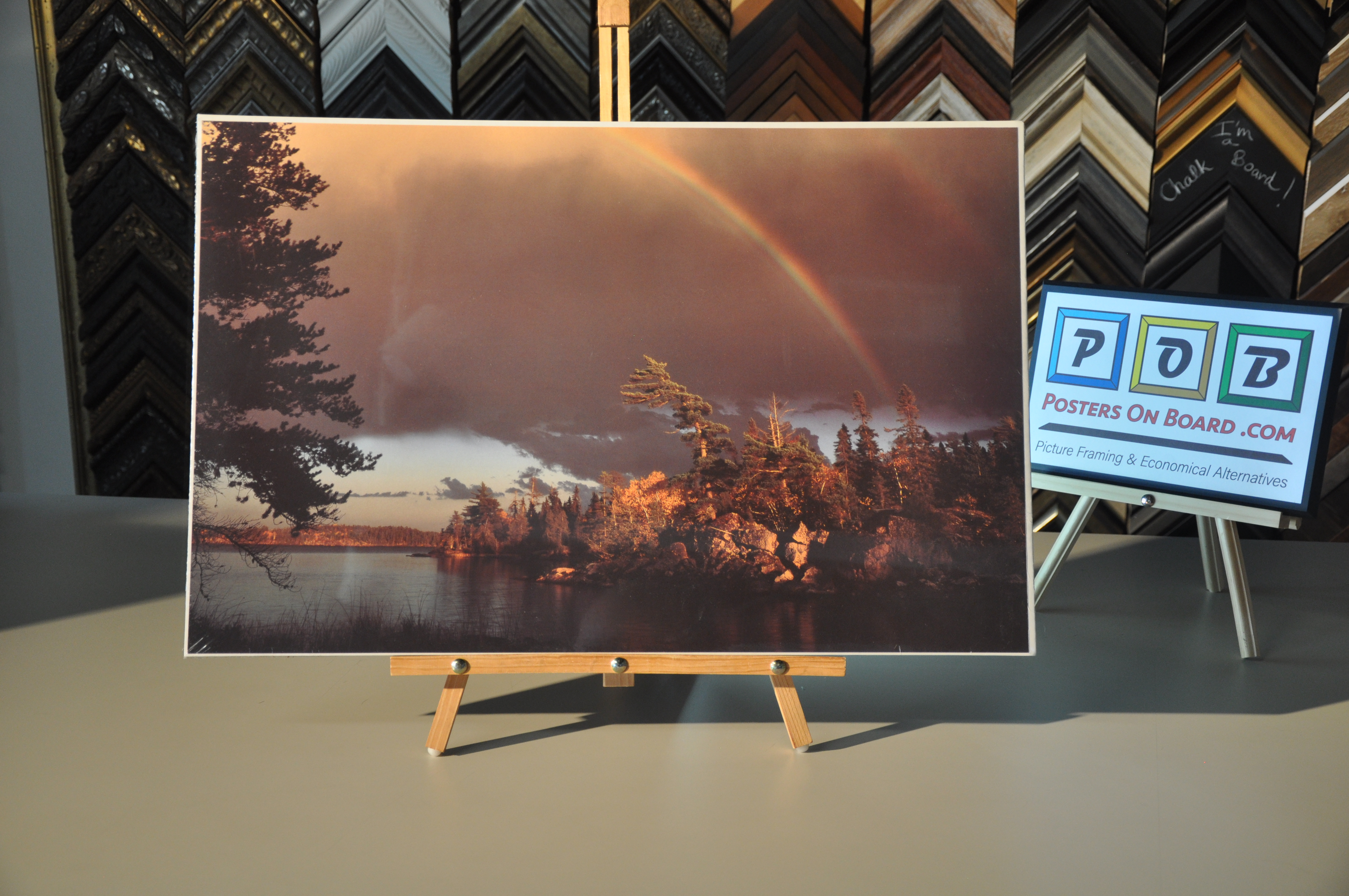 PostersOnBoard.com, Landscape Photos