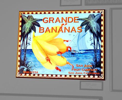 Graff, Grande Bananas