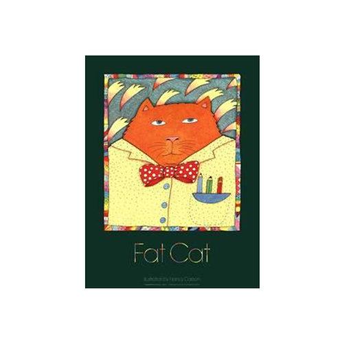 Nancy Carlson, Fat Cat