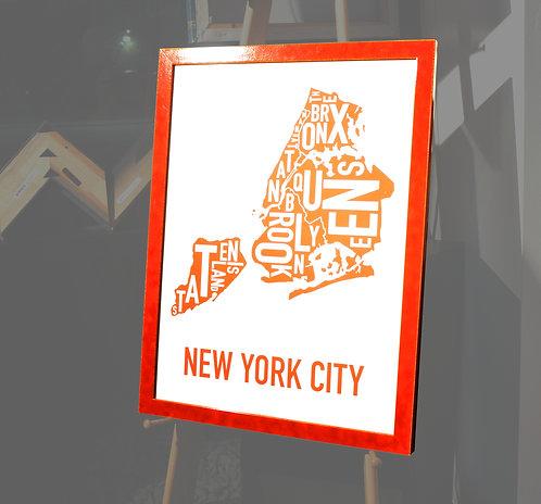 Ork, New York City, Neighborhoods