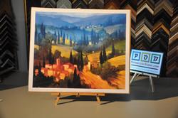 PostersOnBoard.com, Landscapes, Art